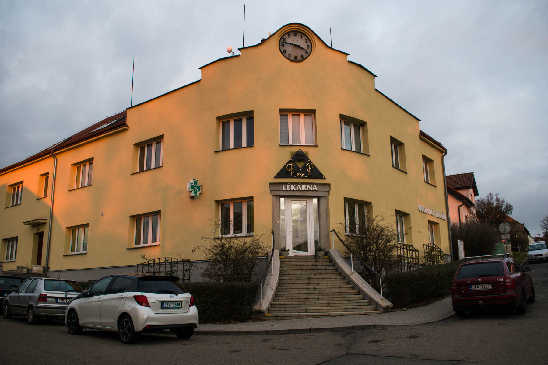 Lékařský dům Velké Popovice